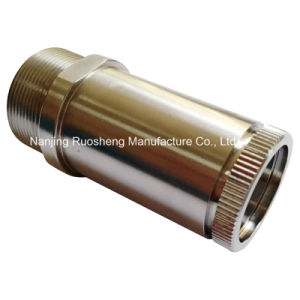 Machined Stainless Steel Flexible Sleeve for Machinery Accessories