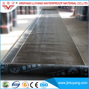 3mm Sbs Modified Bituminous Waterproof Membrane with Plain Surface