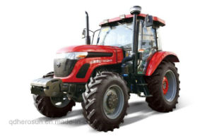 Tractors- Ts Series 4X4 Farming Tractors pictures & photos