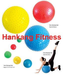 Fitness, gym equipment, fitness machine, Massager Ball (Swiss Ball) (HG-002) pictures & photos