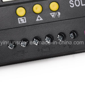30A 12V 24V Solar Controller for Solar Power System pictures & photos