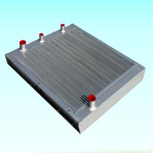Air Compressor Parts Heat Exchanger Aluminium Radiator Water Fan Cooler pictures & photos