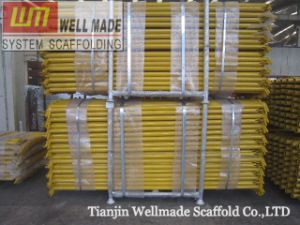 8′ Kwikstage Scaffolding System Horizontal Ledger pictures & photos