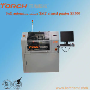SMT Full Auto Solder Paste Screen Printer Machine SP500 pictures & photos