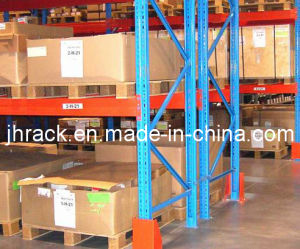 Heavy Duty Rack, Metal Storage Pallet Rack with CE Certificate