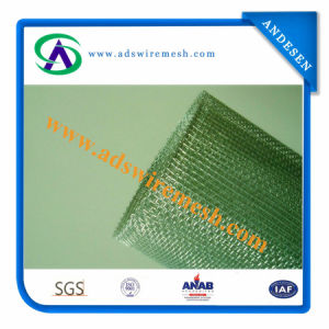 Galvanized Square Wire Mesh/Crimped Knitted Wire Mesh pictures & photos