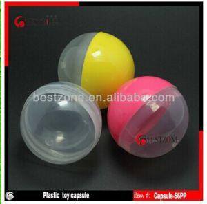 56mm Round Empty Plastic Capsule pictures & photos