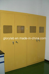 Steel Cylindar Cabinet with Epoxy Powder (JH-HC010) pictures & photos