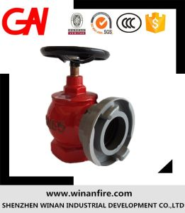High Quality Landing Valve for Fire Hose Hydrant pictures & photos