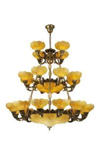 Die-Casting Aluminum Ceramic Ceiling Lamp (ZYP6106) pictures & photos