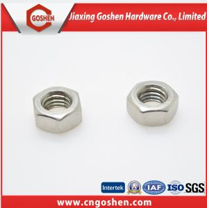 Ss304/316 B8 /B8m DIN934 Hex Nut pictures & photos