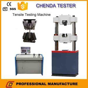 Metallic Pipe Material Tensile Testing Machine pictures & photos