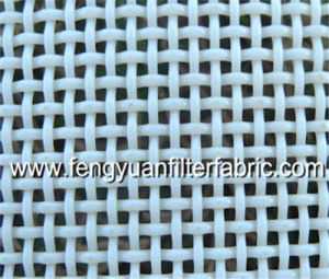 Polyester Plain Weave/Square Fabrics pictures & photos