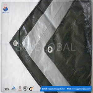 12*12 Waterproof PE Coated Hay Covers pictures & photos