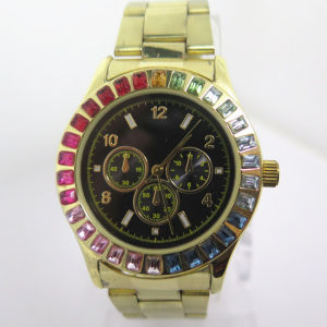Men′s Alloy Watch Fashion Watch Cheap Hot Watch (HL-CD042) pictures & photos