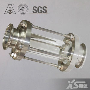 Stainless Steel 3A Sanitary Tri Clamp Sight Glass pictures & photos