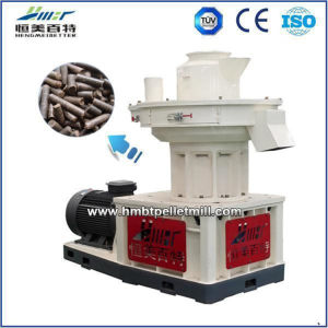 1t Capacity Wood Sawdust Biomass Fuel Rice Husk Pellet Machine pictures & photos