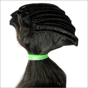 Chinese Virgin Remy Hand Tied Weft pictures & photos