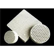 Cordierite Porous Honeycomb Ceramic Filter for Casting pictures & photos
