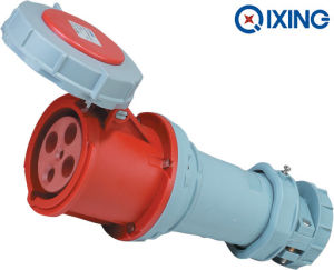 IEC/En 60309 Coupler for Industrial Application with CE (QX1117) pictures & photos