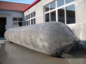 Salvage Rubber Marine Ship Airbag Use for Vessel Launching or Stop pictures & photos