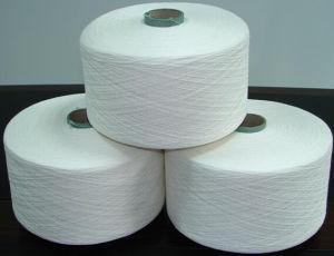100% Ring Spun Polyester Yarn pictures & photos