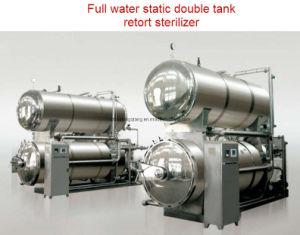 Water Immersion Double Tank Retort Sterilizer/Autoclave pictures & photos