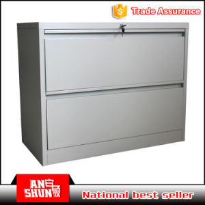 Steel Two Drawer Filing Cabinet pictures & photos