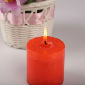 7X15cm Decoration Scented Paraffin Wax Candle 8 Hours pictures & photos