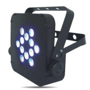 12X10W 4in1 Flat LED PAR Light pictures & photos