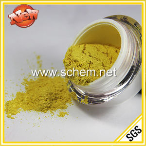Industrial Bulk Gold Synthetic Pearlescent Pigment pictures & photos
