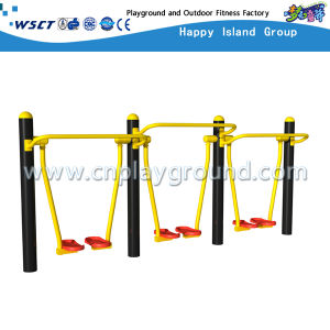 Professional Outoor Fitness Playground Outdoor Sitting Pushing Machine (M11-03906) pictures & photos