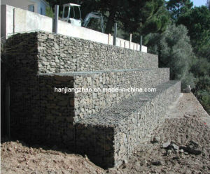 High Quality Welded Gabion Basket/Welded Mesh Gabions (SGS FACTORY) pictures & photos