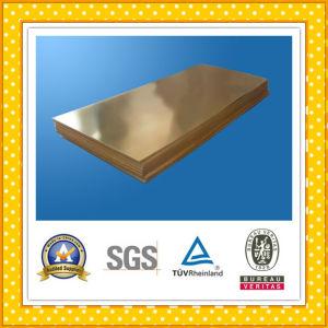 DIN Cuzn37 Brass Sheet /Brass Plate pictures & photos