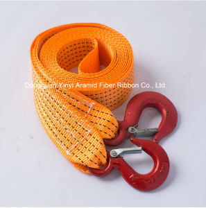 High Strength Polyester Webbing for Car Trailer Belt pictures & photos
