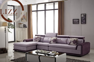 New Porduct Furniture Sectional Fabric Sofa (L. B1051) pictures & photos