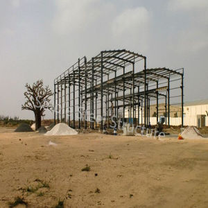 Pre-Engineered Steel Space Frame Buildings of Peb Structure pictures & photos