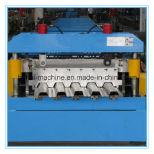 Bohai Steel Decking Roll Forming Machine pictures & photos