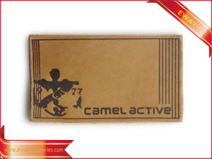 High Quality Leather Label (PP-LL-03) pictures & photos