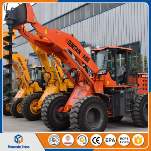 on Sale Construction Machine 3t Wheel Loader pictures & photos