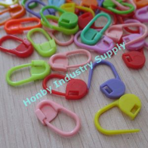 22mm Candy Colors Plastic Stitch Marking Safety Pins