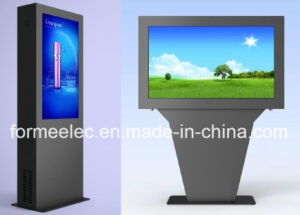 """55"""" Outdoor Digital Signage Advertising Player Machine Floor Standing pictures & photos"""