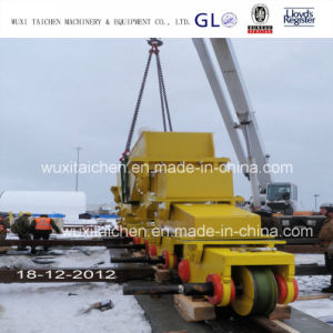 Steel Structure Fabrication Welding Construction Conveyor Traveling Wheel Steel Fabrication pictures & photos