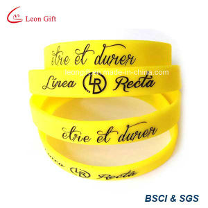 Silicone Printed Wristband Custom pictures & photos