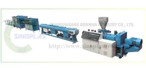 PVC Pipe Extrusion Line 20-800mm pictures & photos
