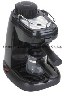 Electric Espresso and Cappuccino Maker 4 Cups pictures & photos