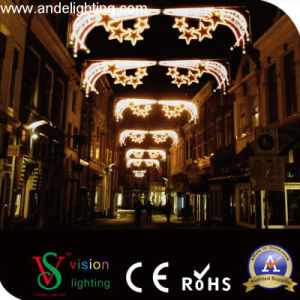 Outdoor Street Christmas Decoration LED Holiday Skylines Decoration Light pictures & photos