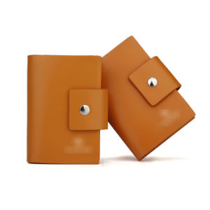 Hot Selling Leather Card/Key Holder for Business Gift (K08163) pictures & photos