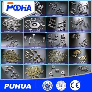 Tumble Belt Wheel Shot Blasting Machine for Springs and Bolts pictures & photos