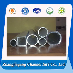 Better Price Oval Aluminum Tubing pictures & photos